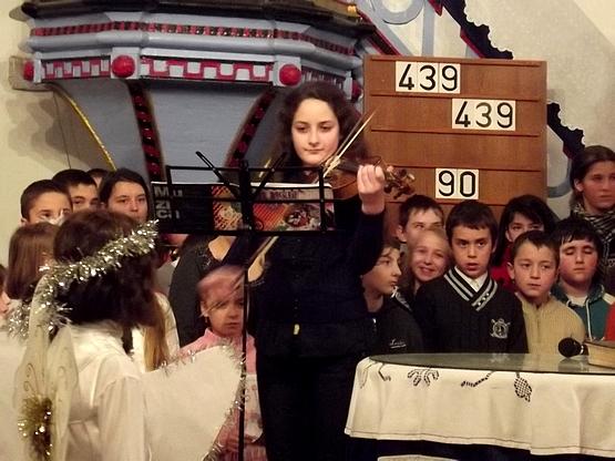 Hegedűjáték