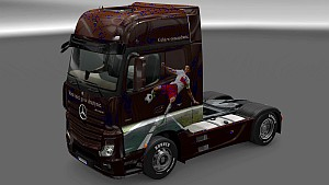 Truck of the year 2012 skin for Mercedes MP4