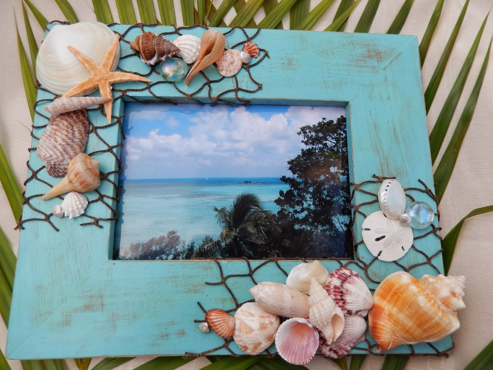 Classics By The Sea: The Sleepy Seahorse: New Photo Frames and Mirror