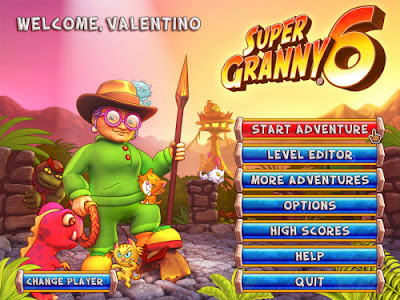 MINI GAME SUPER GRANNY 6 XIAOLIN (PC/ENG) FREE DOWNLOAD