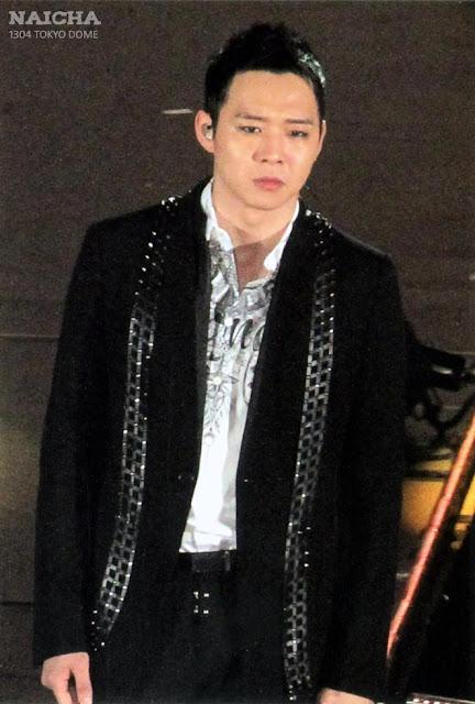 Yoochun Tokyo Dome Konser 23