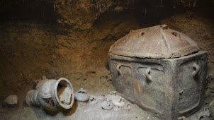 Une tombe minoenne intacte découverte en Crète