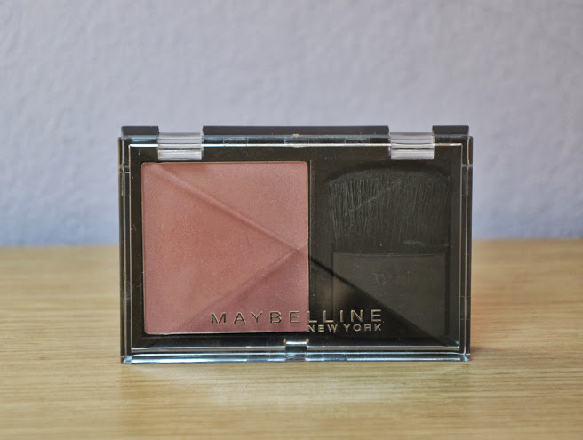 Review: Maybelline Expertwear Blush in Pink Amber