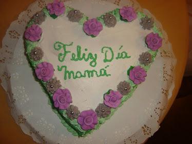 Torta corazón (20 personas)