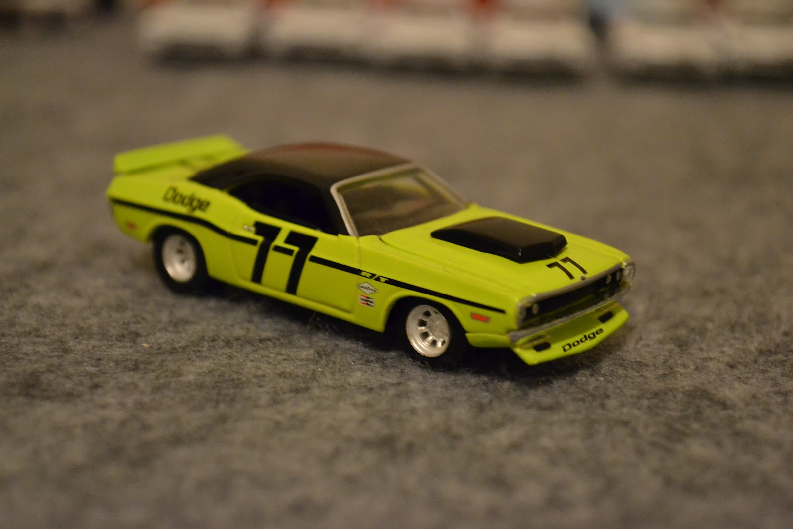 64 Wheels: More Vintage Trans Am Racers