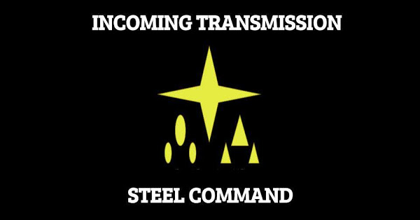 Steel Command - Tabletop Tactics for Armada and Beyond!