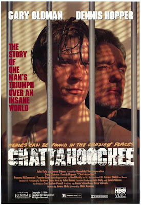 Dennis Hopper Gary Oldman on Chattahoochee movie poster