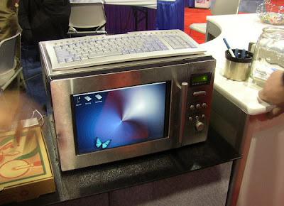 Microwave Case Mod