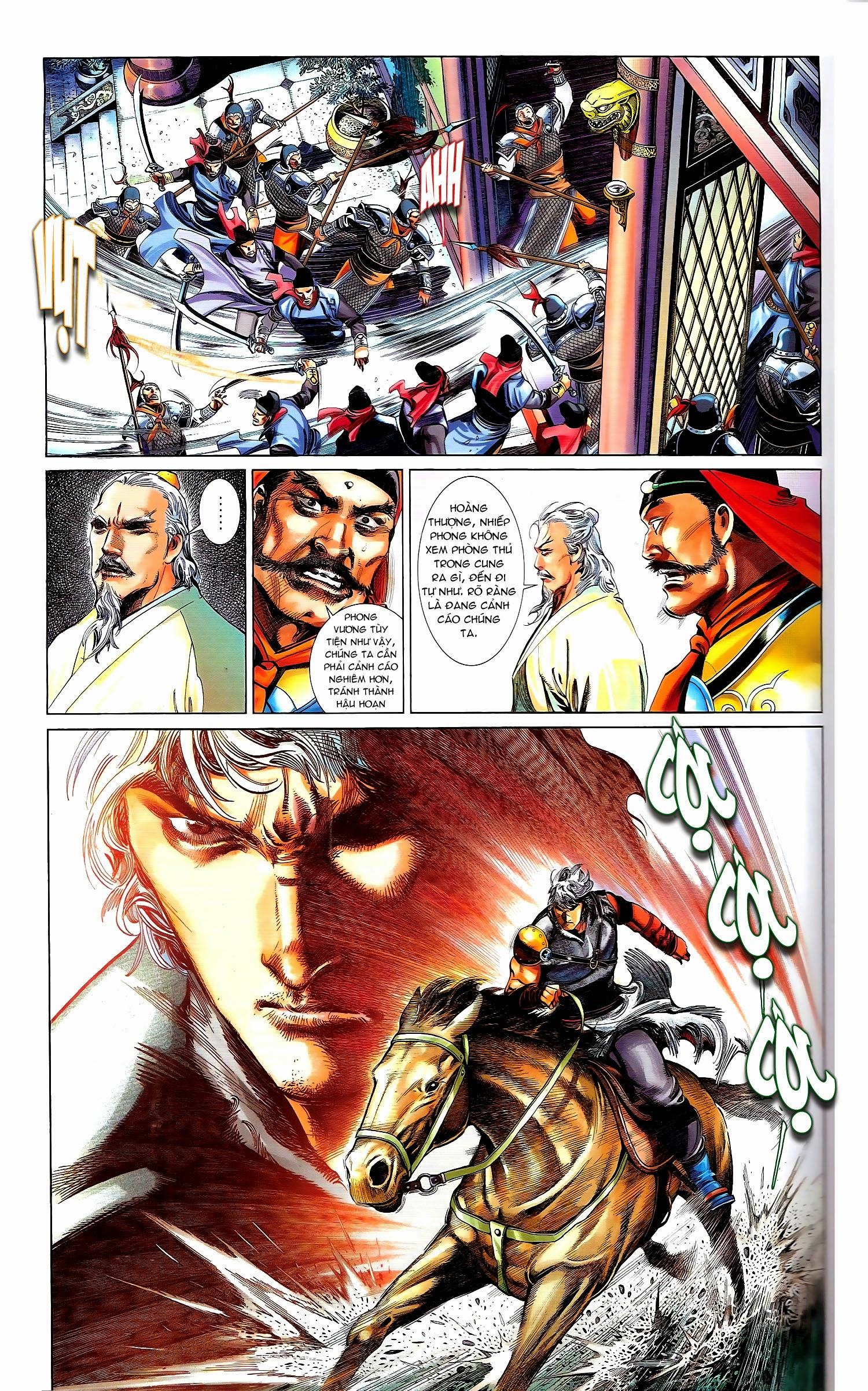 Phong Vân chap 671.1 - Trang 15