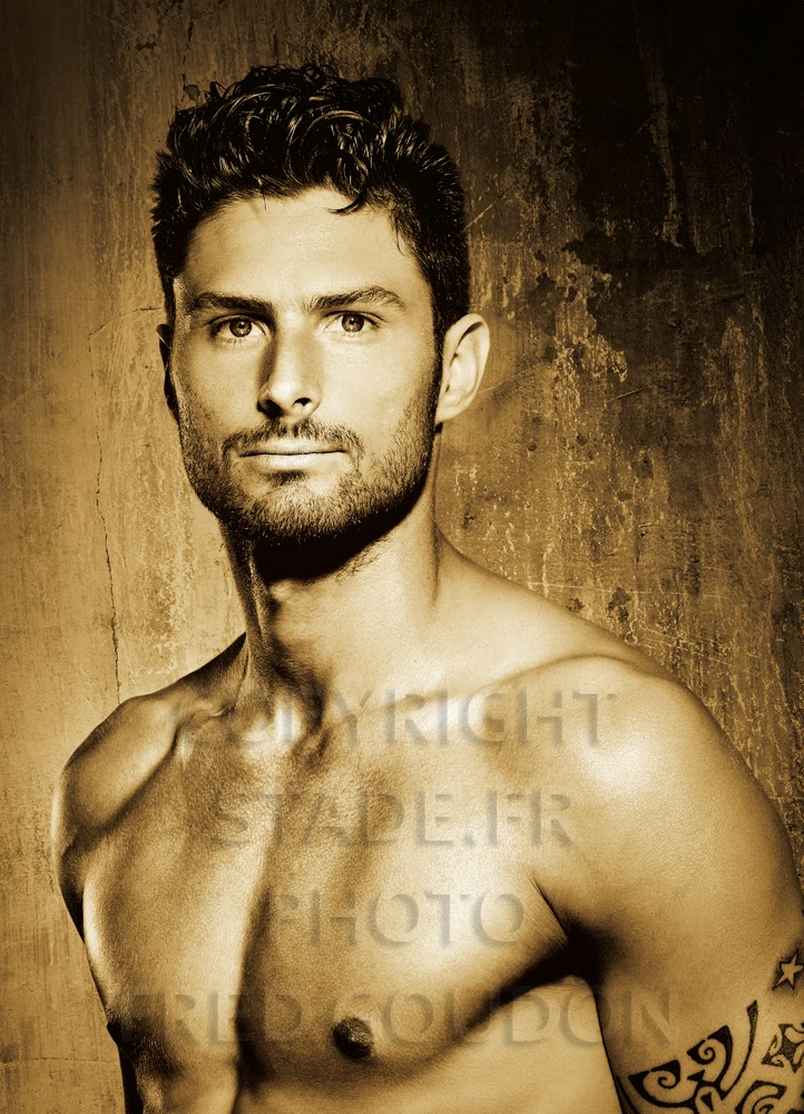 Picture About Male Model Olivier Giroud / Dievx dv stade 2014