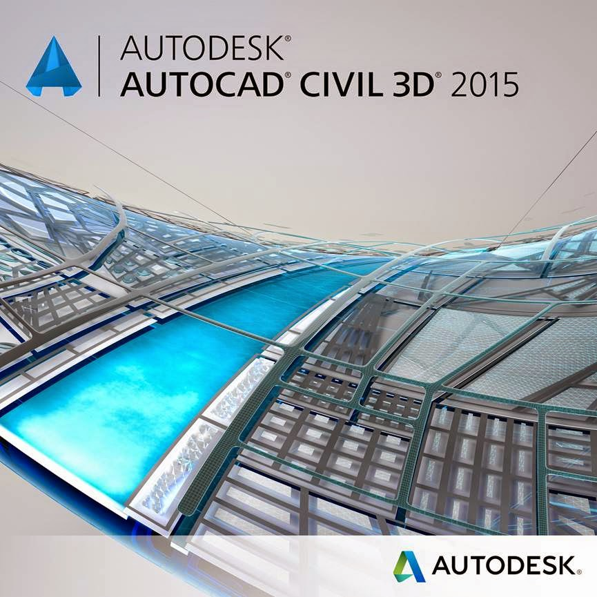 Autodesk AutoCAD Civil 3D 2015 Crack