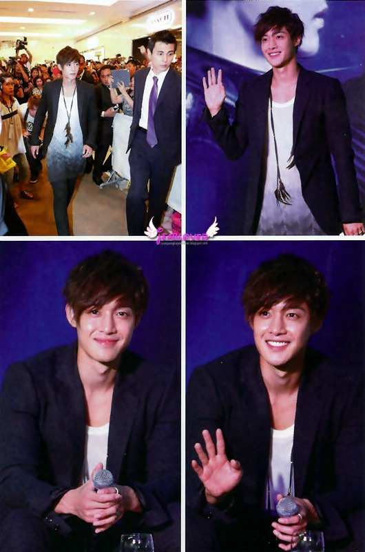 Kim Hyun Joong for Asta 8