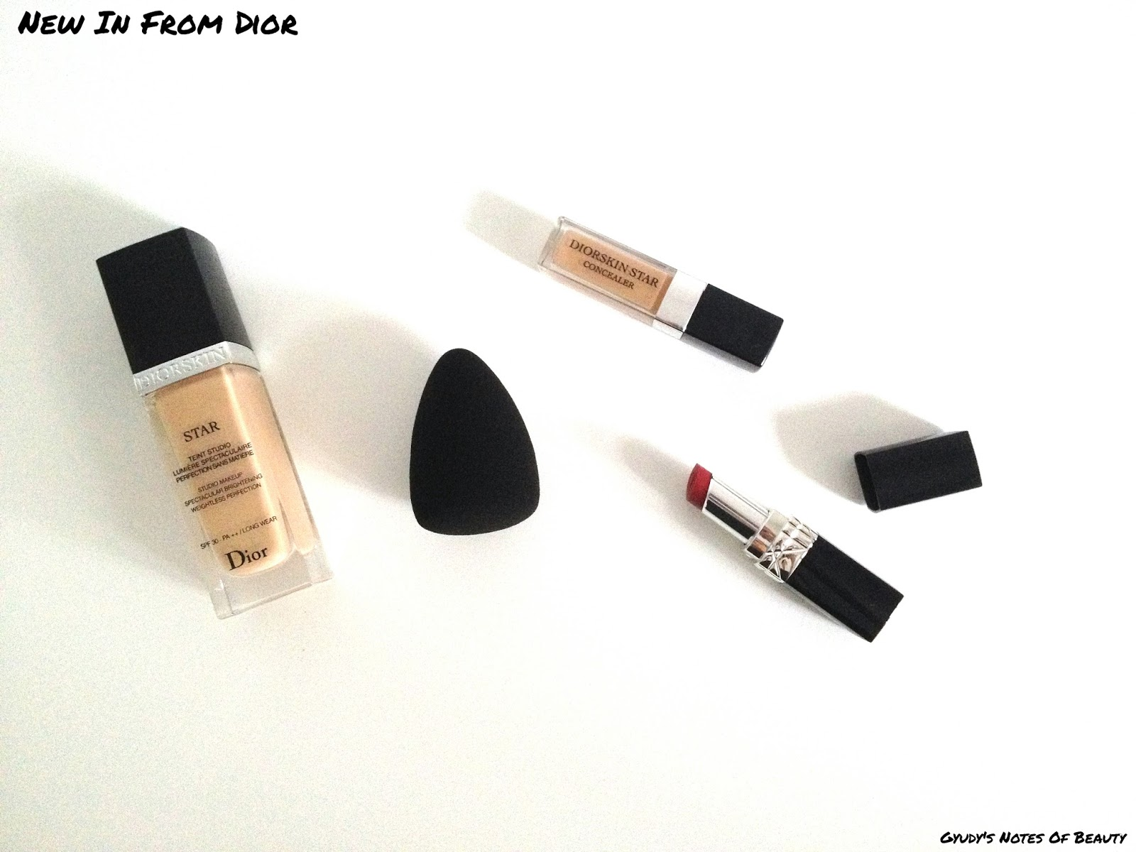 Diorskin Star Backstage Rouge Dior Baume Coquette