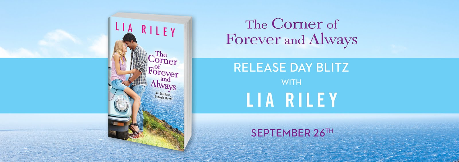 The Corner of Forever and Always Release Blitz