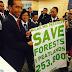 Sejarah Greenpeace! Puji dan Apresiasi Jokowi Karna Bentuk Badan Restorasi Gambut!