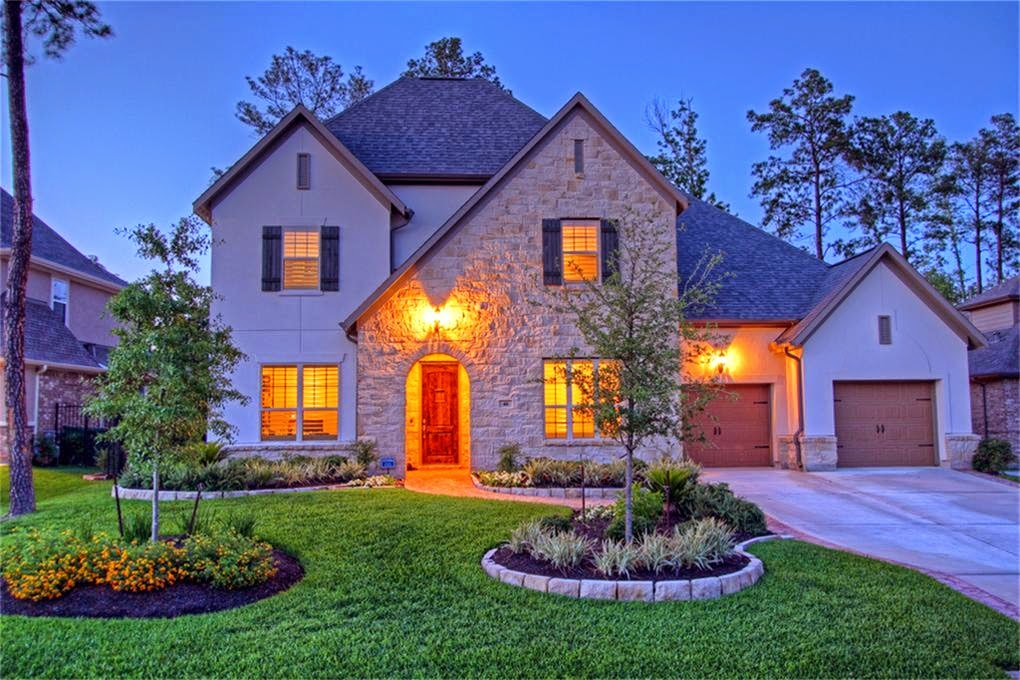 Stone Stucco Elevation : Classic style home the new house exterior and first floor
