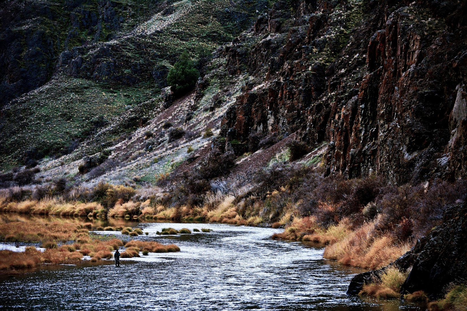 Metalheads a look back and forward for John day river fishing