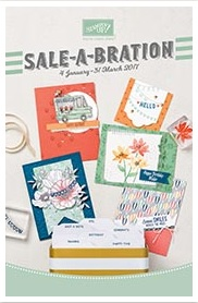 NEW Sale-a-bration 2017 Catalogue