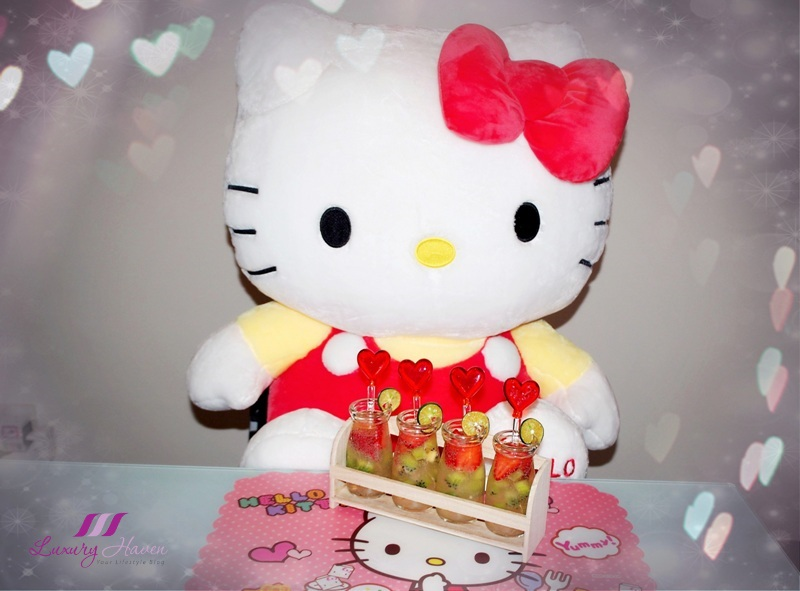 hello kitty doll non alcoholic lime spritzer recipe