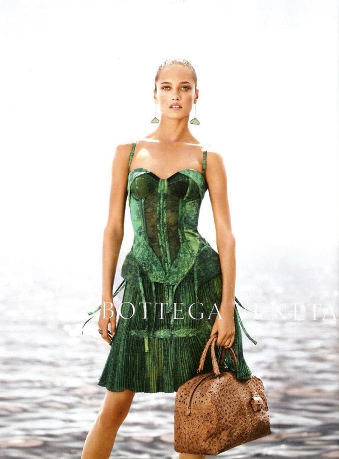 Bottega Veneta Spring 2012 Campaign