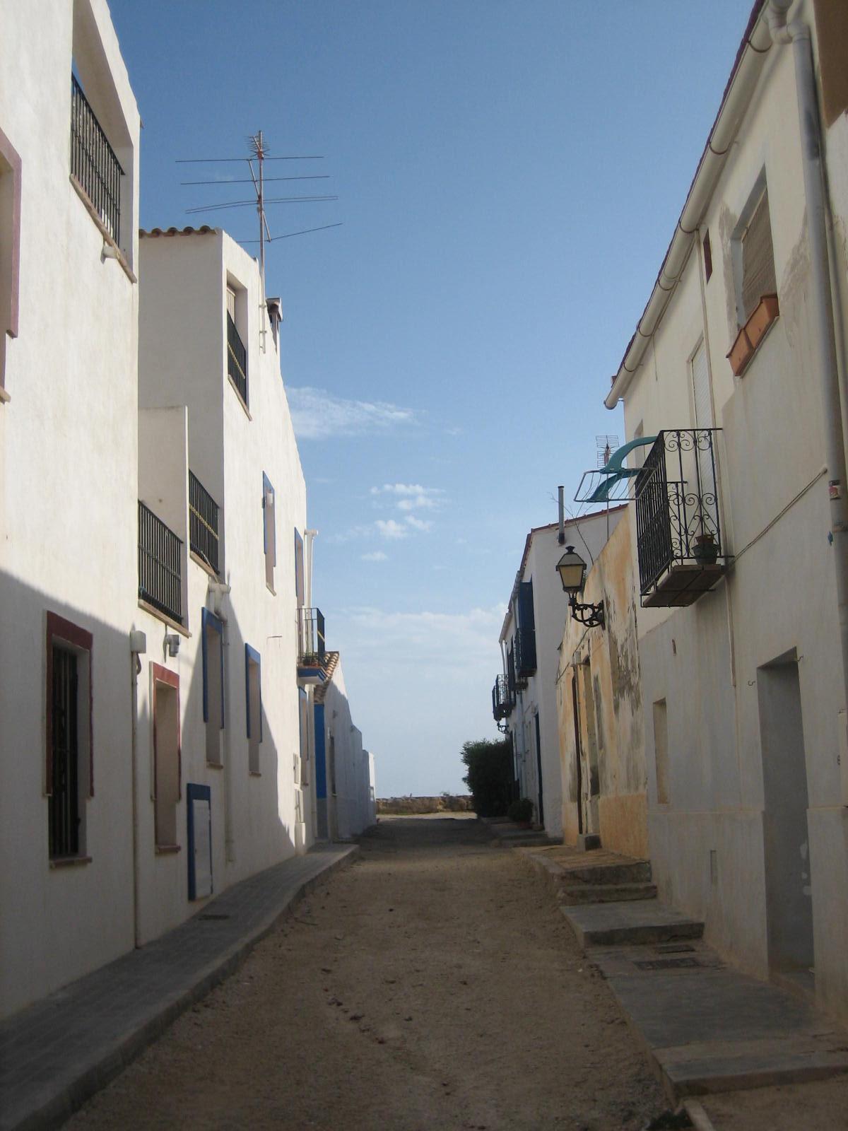 Alicante la isla de tabarca viajar - Casas en tabarca ...