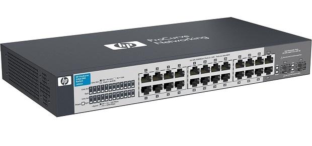 Switch contemporâneo ao HUB interliga equipamentos e redes
