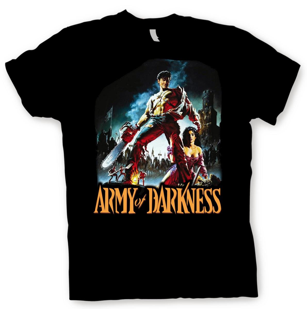 Camiseta El Ejército de las Tinieblas