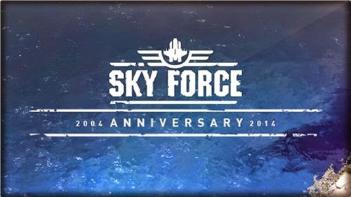 Sky Force 2014 Apk Mod Unlimited Money Android