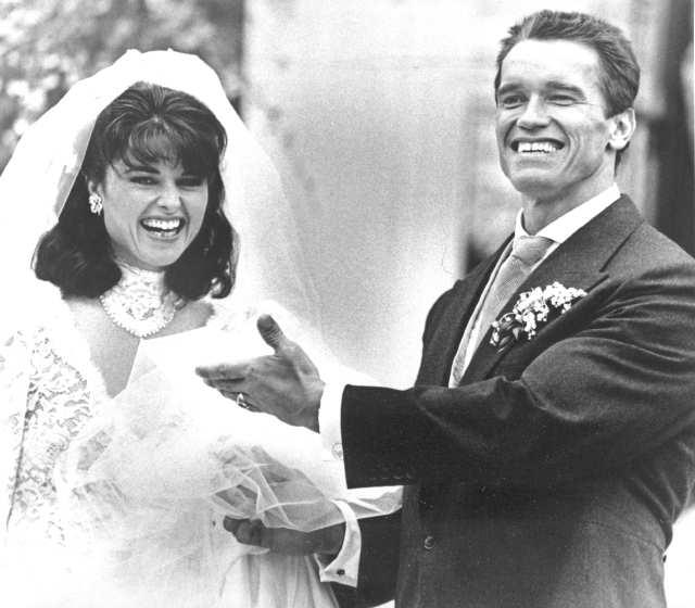 Arnold Schwarzenegger & Maria Shriver - The Astrology ...