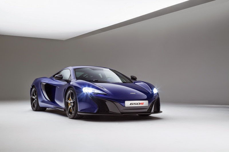 2015 New McLaren 650S Coupe Review