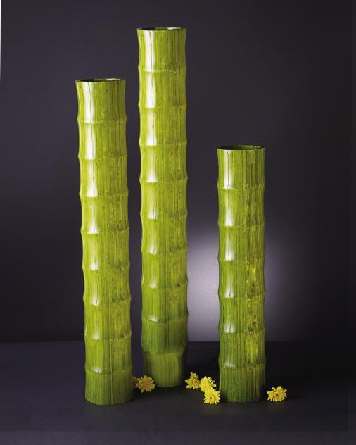 Bamboo Worktops Photos Bamboo Vase Green