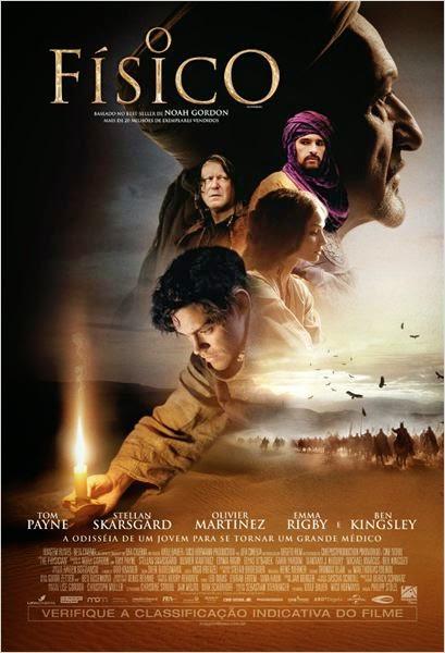 """Poster do filme """"O Físico"""""""