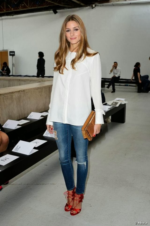 Olivia Palermo, Jeans