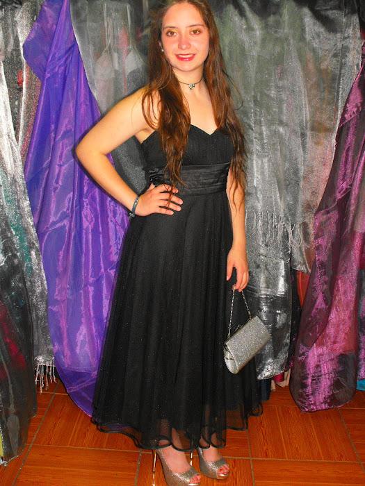 vestido speechless talla  40
