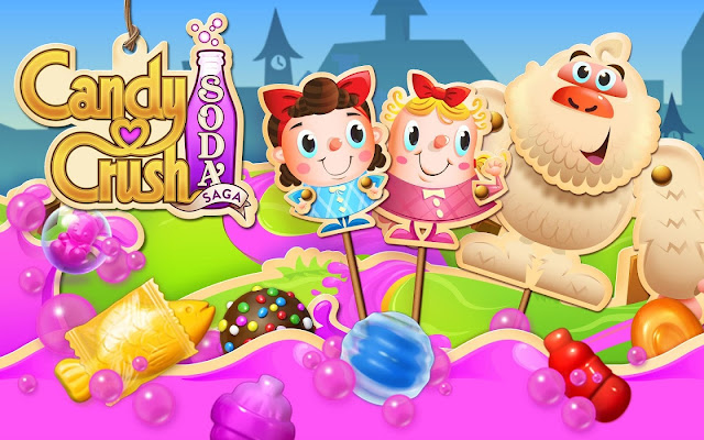 Candy Crush Soda Saga v1.46.7 Apk Mod [ilimitado vidas / Bonus]