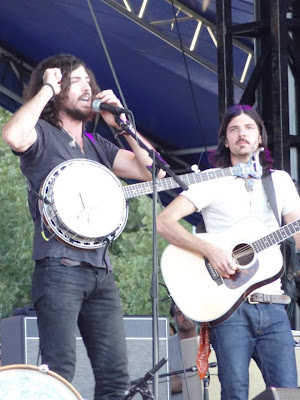 Avett Brothers ACL