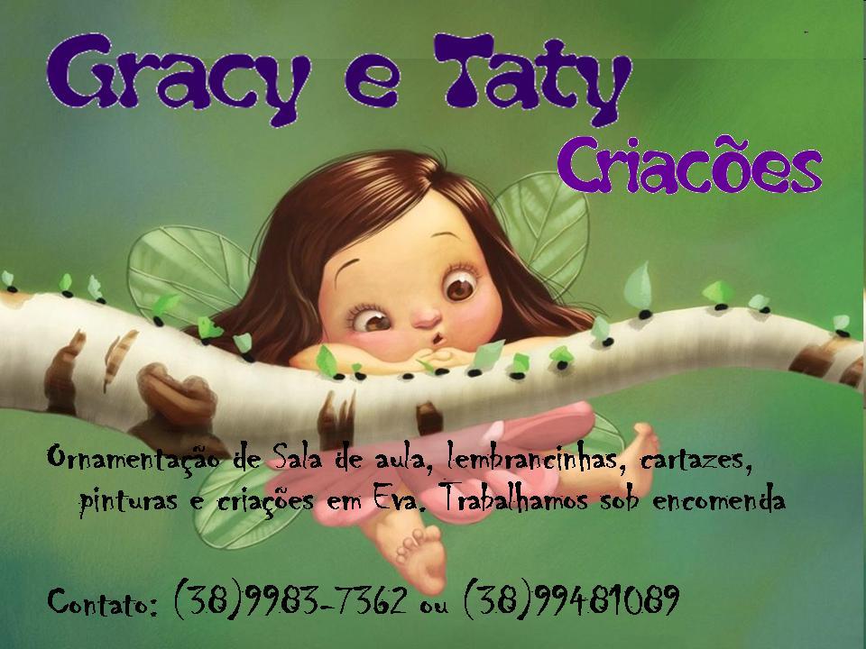 Gracy e Taty Criações em EVA