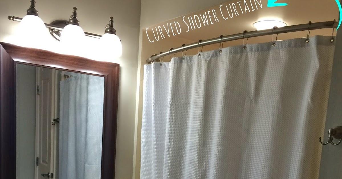 Curtain rod no screws