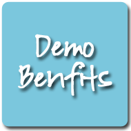 Demonstrator Benefits