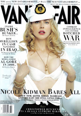 Nicole Kidman Anchor Necklace