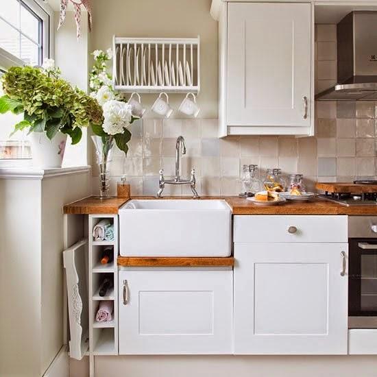 home garden 40 id es pour d corer sa cuisine. Black Bedroom Furniture Sets. Home Design Ideas