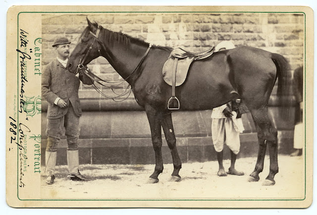 Superb+CAB+Photo+HORSE+-+INDIA+-+Bourne+%2526+Shepherd+1882