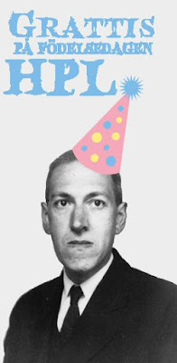 Lovecraft i partyhatt