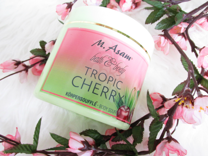 Review: M. Asam Tropic Cherry - Körpersoufflé