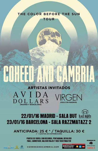 http://www.ticketmaster.es/es/entradas-musica/coheed-cambria/18319/