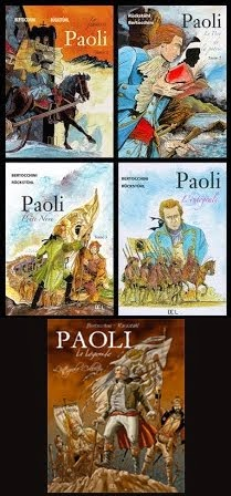 Paoli (3 tomes + 2 Intégrales)