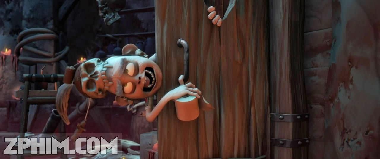 Ảnh trong phim Dũng Sĩ Bất Đắc Dĩ - Ronal The Barbarian 4