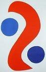 Alexander Calder quasi-spiral