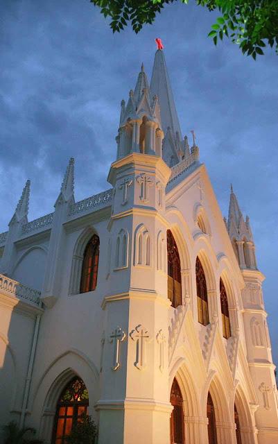 Catedral de São Tomé Apóstolo, Chennai (ex-Madrás), Índia