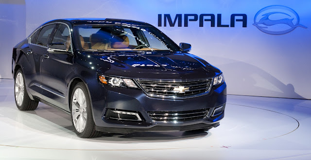 2014 Chevy Impala Release Date & Review
